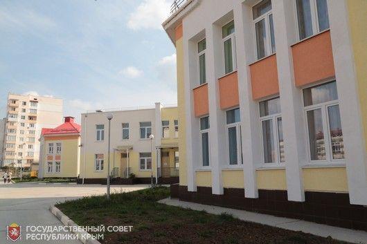 В Евпатории распахнул двери новый детский сад «Солнышко»
