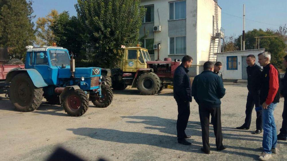 В МЧС Республики Крым продолжается работа по контролю за готовностью муниципальных образований Республики к осенне-зимнему периоду