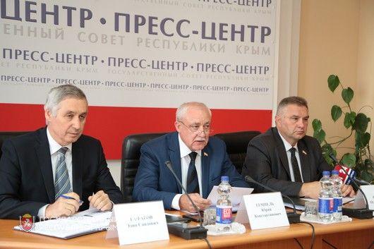 Юрий Гемпель: Парламентский комитет держит на особом контроле реализацию федеральной целевой программы по обеспечению межнационального единства