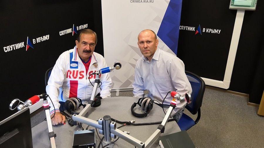 Олег Домашенко в программе