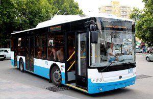 В Симферополе возобновят работу три троллейбусных маршрута
