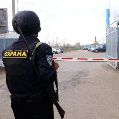 Охрана чиновников и посетителей в Крыму обойдется в 60 миллиардов