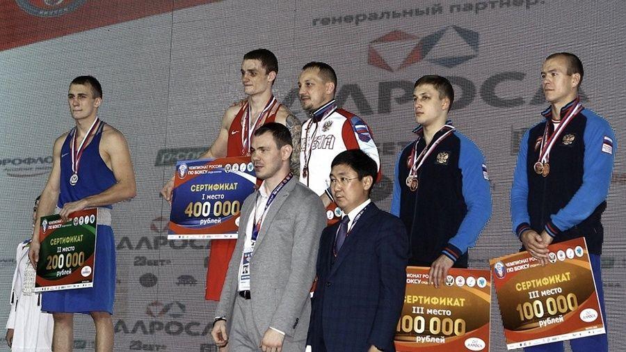 Крымские боксеры завоевали три медали на чемпионате России в Якутске