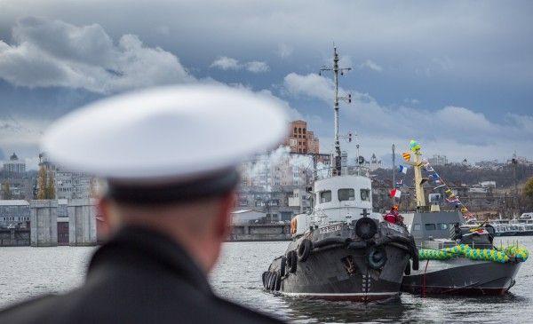 На Украине хотят спровоцировать военных РФ на затопление украинских кораблей в Керченском проливе