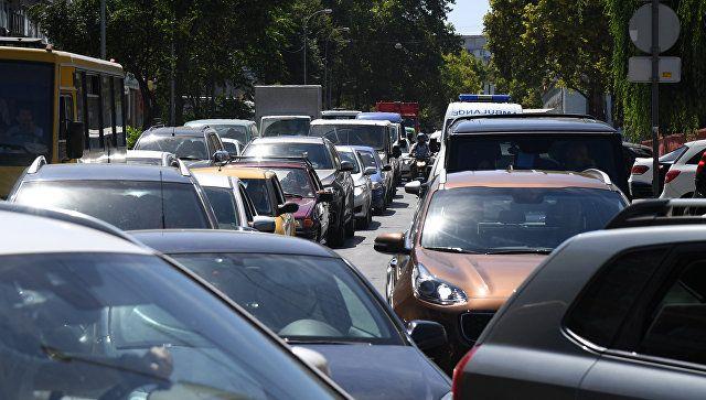 Квест для водителей: как побороть постоянные пробки в Симферополе