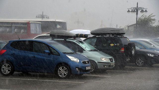 Погода готова бушевать: на Крым идут ливни и шторм