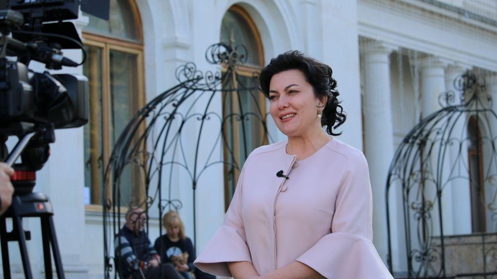Арина Новосельская: Ливадийский дворец готов к празднованию своего 25-летнего юбилея в статусе музейного учреждения