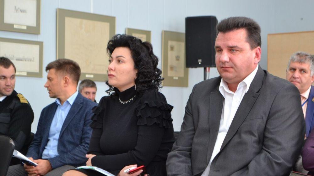 Арина Новосельская приняла участие в обсуждении актуальных вопросов по реализации ФЦП под руководством Сергея Назарова