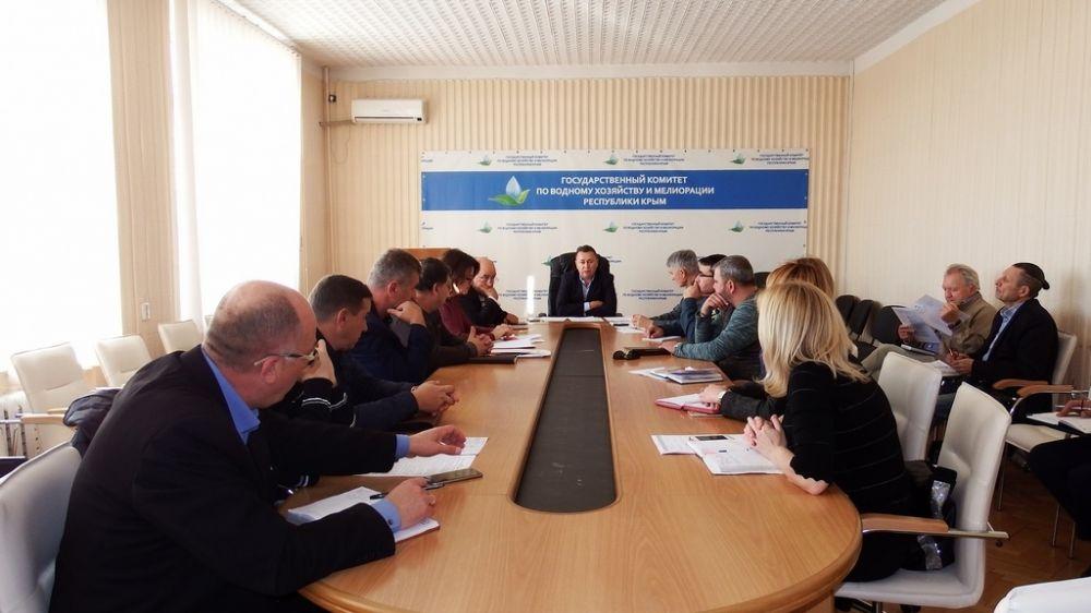 Андрей Лисовский провел очередное заседание оперативного межведомственного штаба