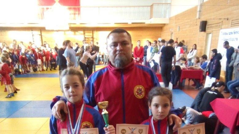 Сборная команда «Федерации Крымского Стиля» завоевала шесть медалей на «Кубке Евразии»