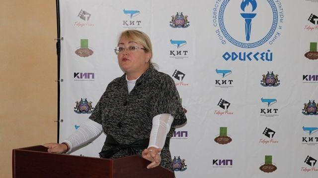 Ирина Кивико выступила перед активистами КИТ