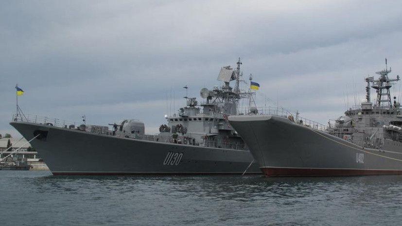 «Может похвастаться только речными катерами»: способна ли Украина усилить боевой потенциал ВМС в Чёрном море