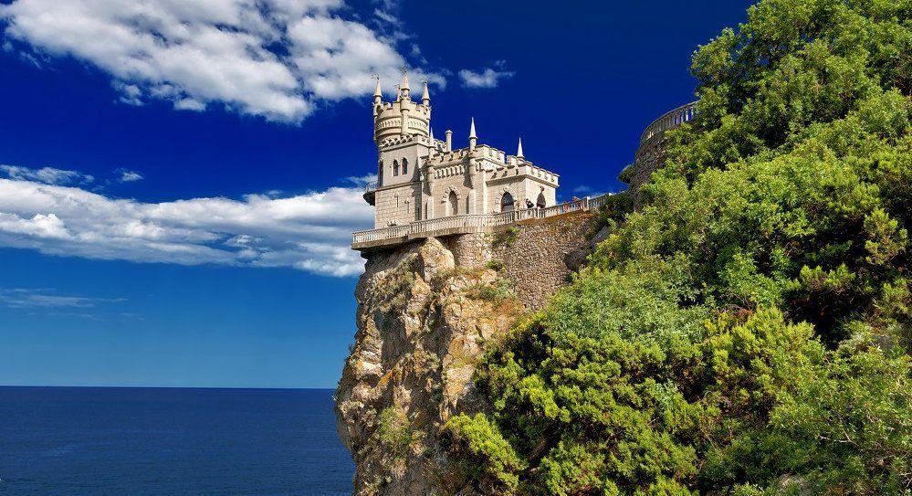 Сказочный Крым – популярные достопримечательности