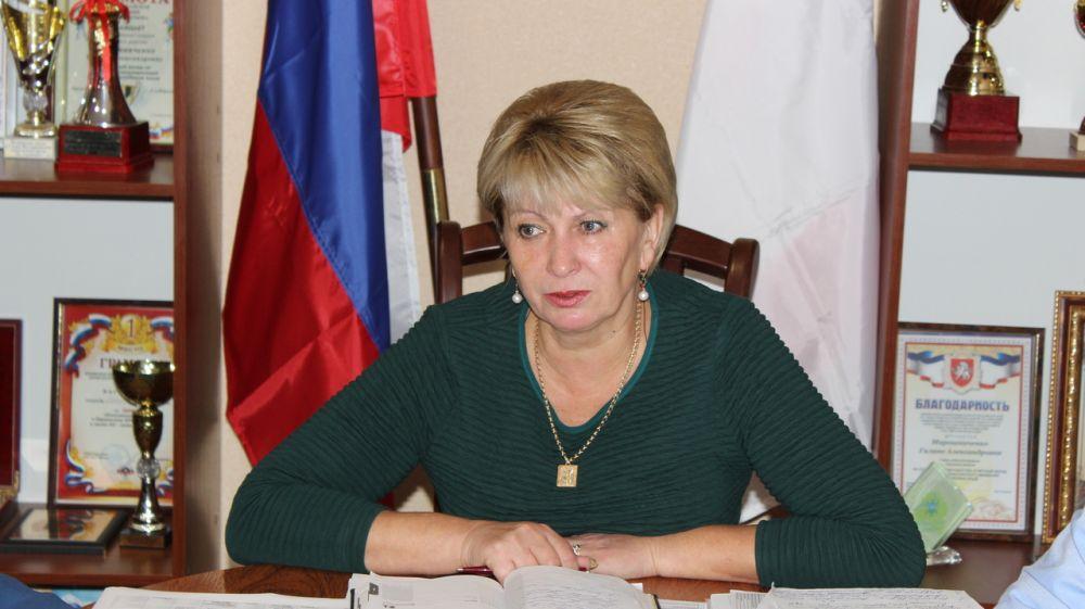 Галина Мирошниченко провела совещание с заместителями по вопросу мониторинга динамики исполнения поручений