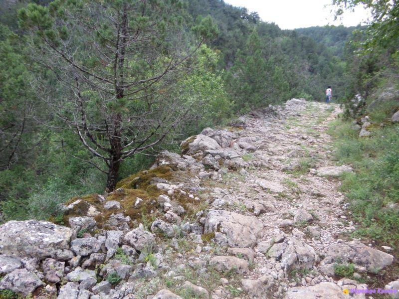 Римские дороги в Крыму возможно поставят на государственный учёт