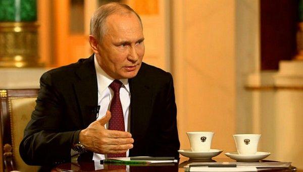 Владимир Путин рассказал как мог погибнуть 17 лет назад