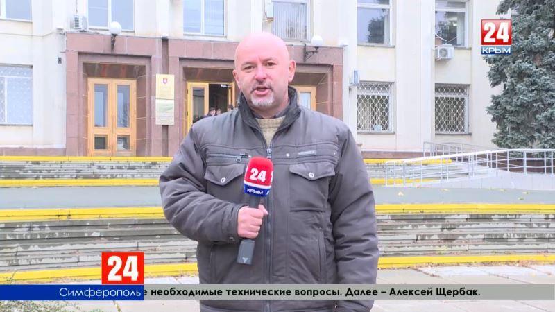 Горсовет Симферополя провёл подготовку к процедуре назначения врио главы администрации города