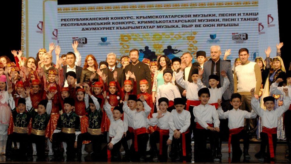 Состоялся финал Республиканского конкурса крымскотатарской музыки, песни и танца