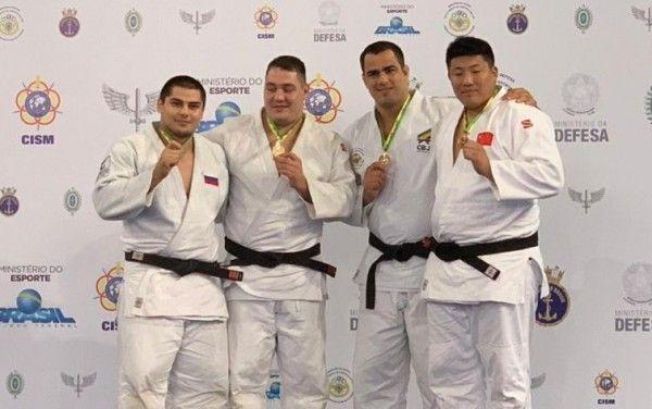 Севастополец взял «золото» чемпионата мира среди военных