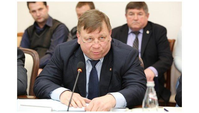 Лукашев покинул пост главы администрации Симферополя