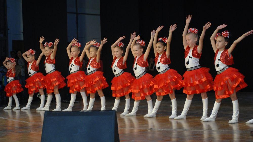 Определены победители Республиканского конкурса детских и молодежных хореографических коллективов «Танцующий Крым»