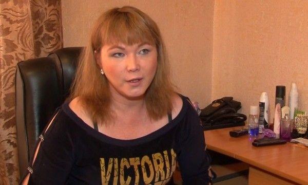 Российские полицейские задержали женщину, но он оказался мужчиной