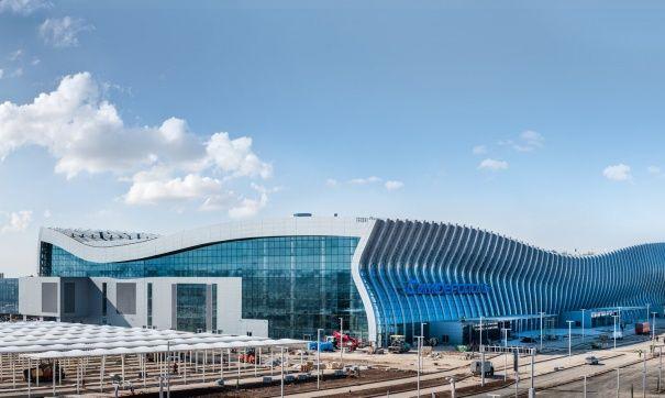 Норвежцев поразил темп развития крымского аэропорта