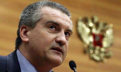 Аксенов заявил, что разогнанная мэрия Симферополя занималась враньем