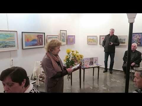 В музее Грина отметили юбилей Натальи Ищенко