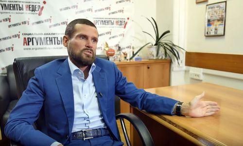 Керчанин Вячеслав Тимошенко в видеоинтервью рассказал о себе