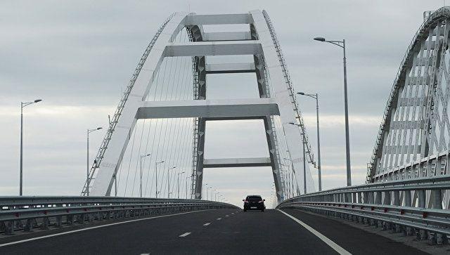 """В Крымском мосту и трассе """"Таврида"""" есть частички Абхазии - Мурадов"""