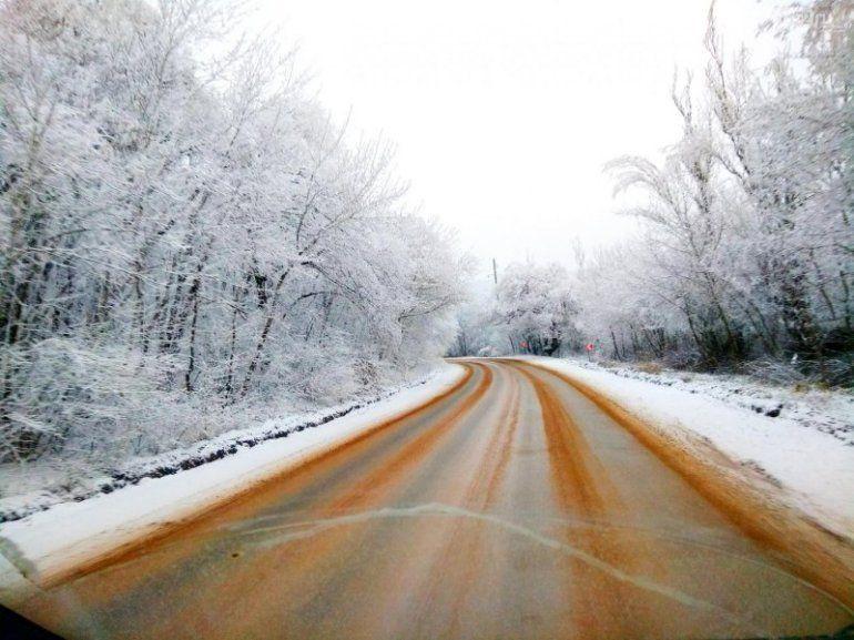 Зима на носу, а посыпать крымские дороги нечем. МЧС обеспокоено