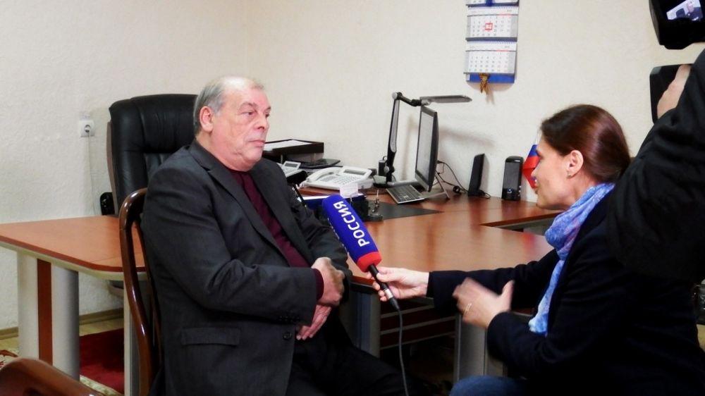 Игорь Вайль: На сегодняшний день воды в Крыму достаточно