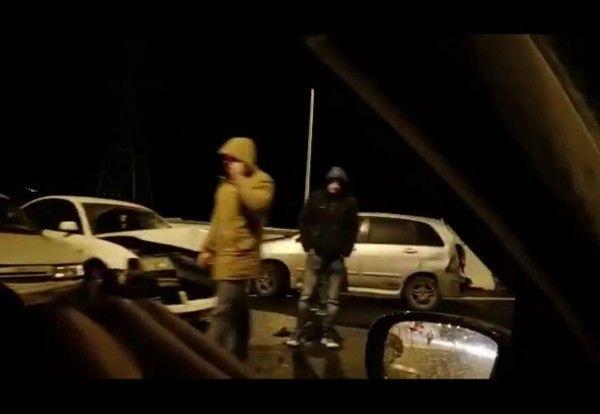 Крымский мост парализовало?