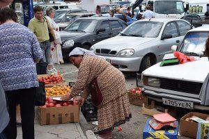Симферополь постепенно превращается в рынок