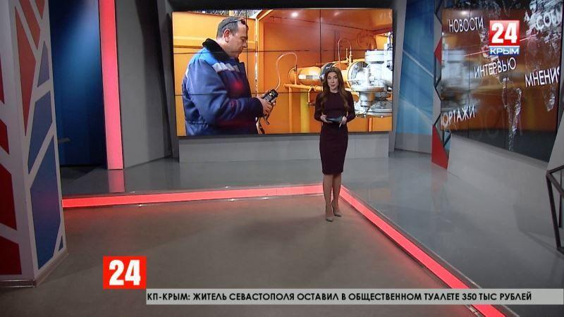 Успели к зиме: в село Изобильное пошёл газ