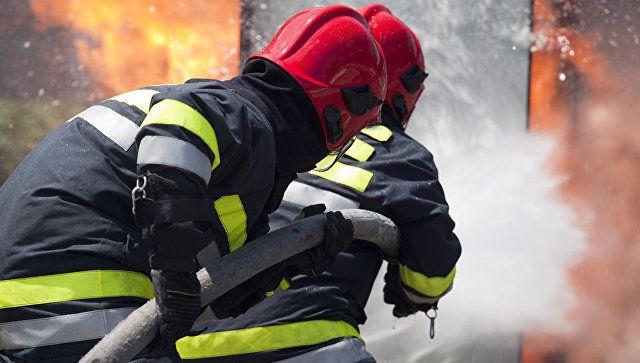 В Симферополе ночью горела многоэтажка: эвакуировано 20 человек