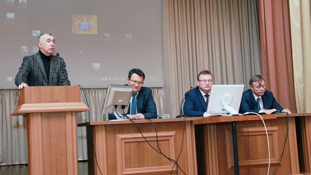 Андрей Васюта принял участие в обсуждении проекта по созданию и организации работы медико-биологического кластера полуострова