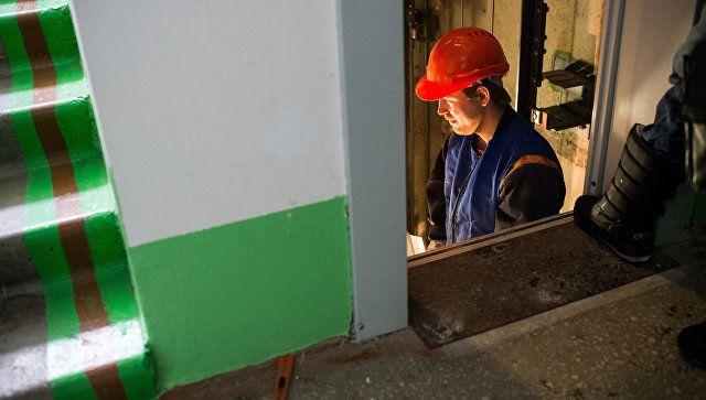 Крым попросит 3 млрд рублей для замены лифтов