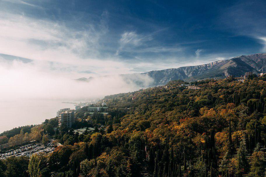 Крым на втором месте среди популярных туристических направлений новогодних праздников в России