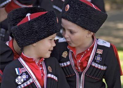 Казачьи патрули привели в восторг полицию Ялты