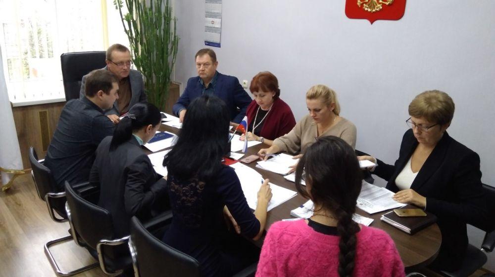 В Госкомцен Крыма состоялось очередное заседание правления
