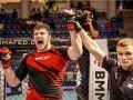 Шестеро бойцов из России пробились в финал чемпионата по ММА .