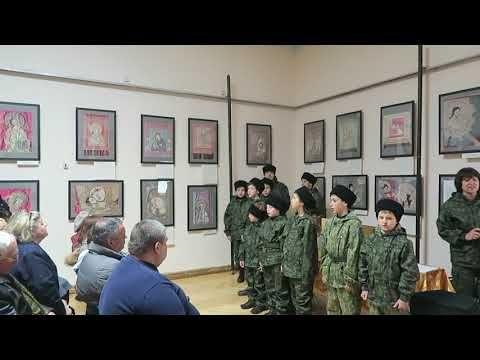 В Феодосии отметили 98 лет исхода Белой армии