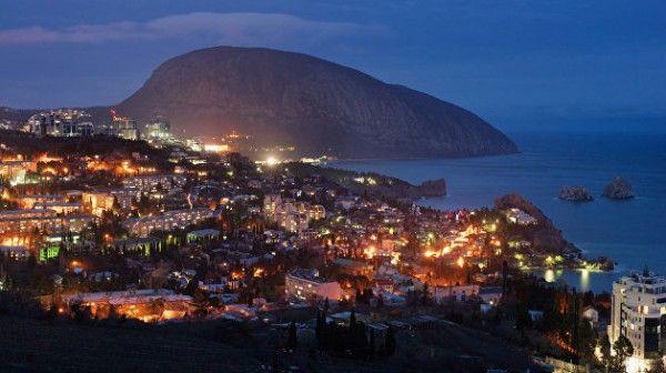 Вконце года Крым установит рекорд почислу туристов