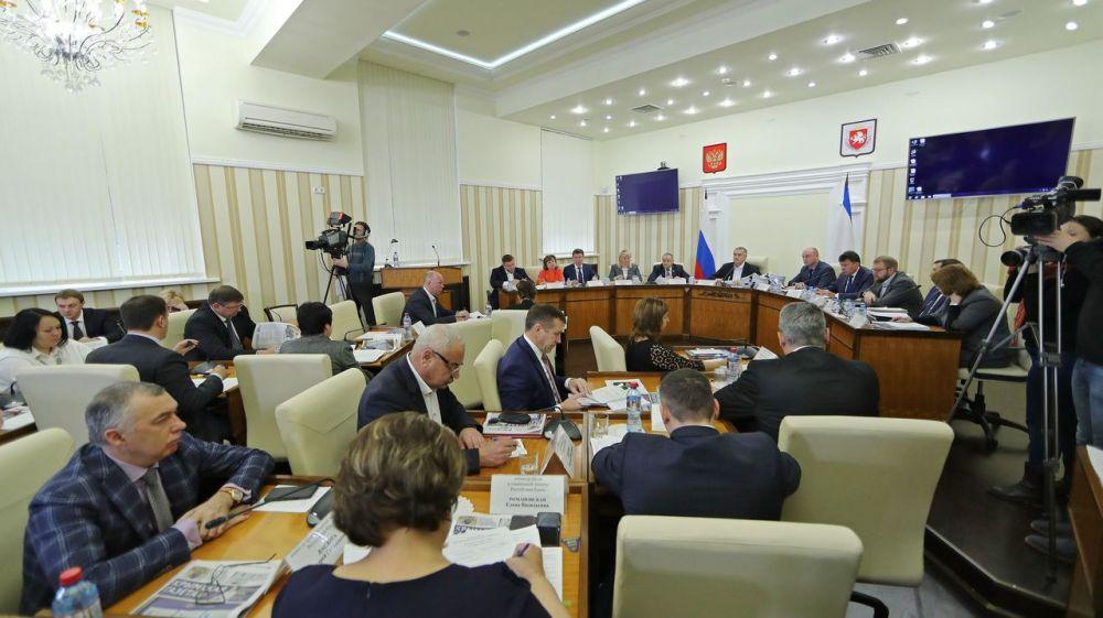 Сергей Аксёнов: Правительство Крыма полностью перестраивает систему контроля исполнения федеральных и региональных программ