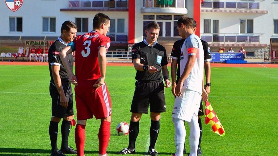 В среду, 21 ноября, состоятся четвертьфинальные матчи Кубка КФС