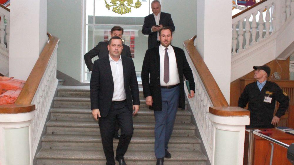 Ялтинское БТИ станет филиалом госпредприятия «Крым БТИ» - Александр Спиридонов