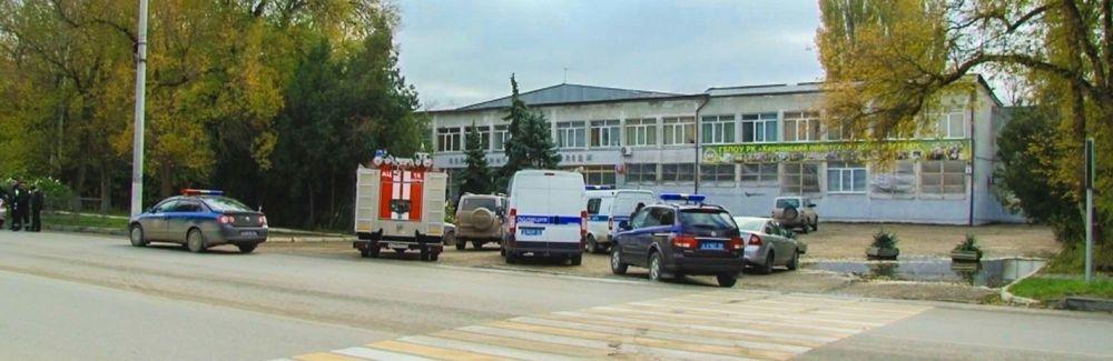 За сегодняшний переполох в Керченском политехе задержали четырех студентов Дальнего Востока