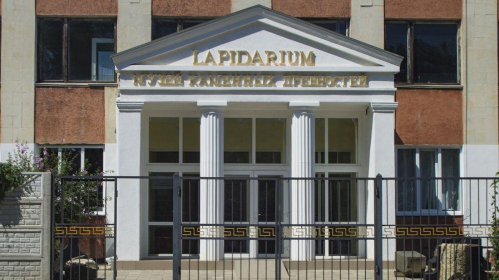 В Лапидарии откроется временная выставка «Иудейские памятники»